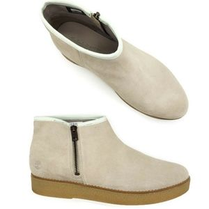 Timberland Paxton Hill Suede Ankle Bootie Size 9